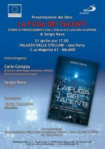 Presentazione 21 aprile a Milano