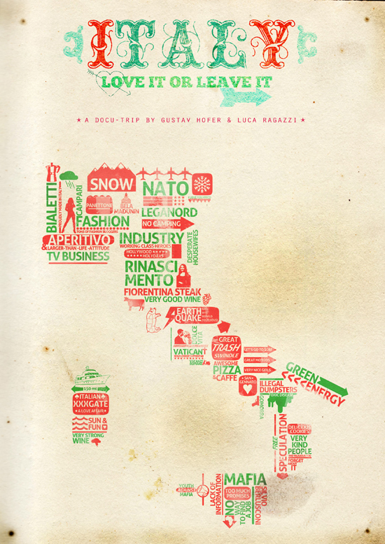 Love It Must Have Been: MIRELLE: Italy, Love It Or Leave It